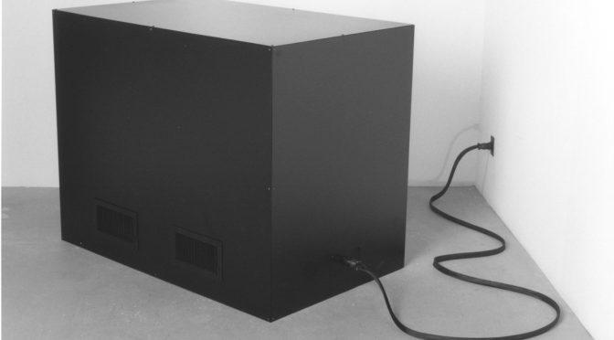 L'image de classification auditive, partie 1 : Le cerveau comme boîte noire